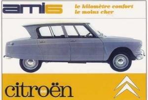 Citroën : Ami 6