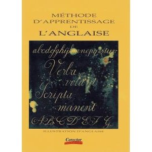 "Cahier d'apprentissage "" Anglaise """
