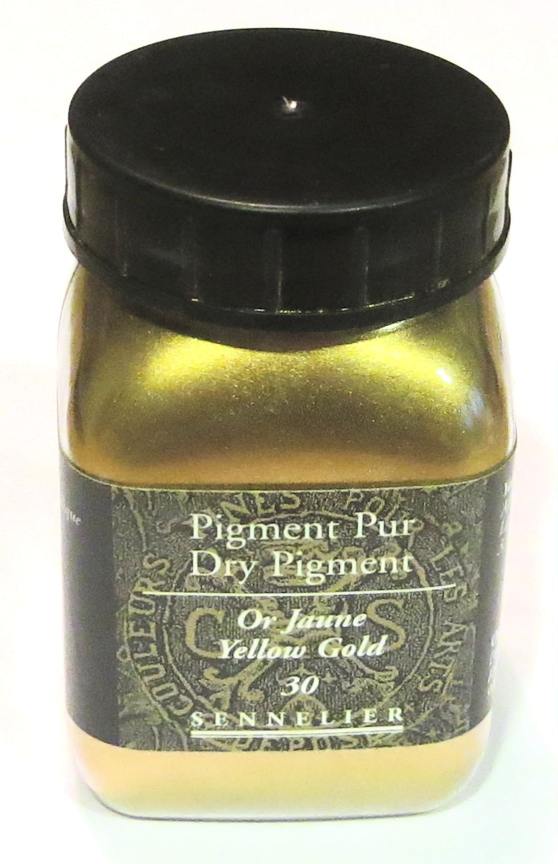 "Pigments Sennelier ""Or Jaune"" 30"