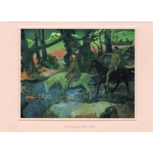 """ The Ford "" , de Paul Gauguin"