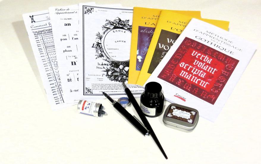 Matériel pour vos ateliers, cadeaux pour un départ en retraite ?