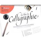 Bloc d'apprentissage de Calligraphie Brause, format A4