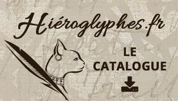 Catalogue Hiéroglyphes