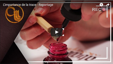 Prestations et Stages de Calligraphie