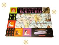 Coffret '' A la découverte des Ecritures ''