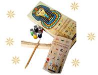 Coffret '' Les Signes secrets des Pharaons ''