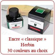 Encre '' Classique '' Herbin